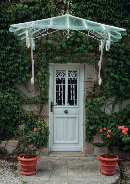 Auzeo habitat portes d 39 entr e bois for Porte d entree bois lapeyre