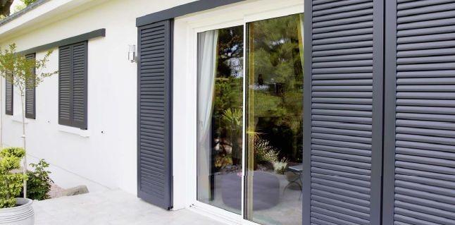 auzeo habitat volets coulissants. Black Bedroom Furniture Sets. Home Design Ideas