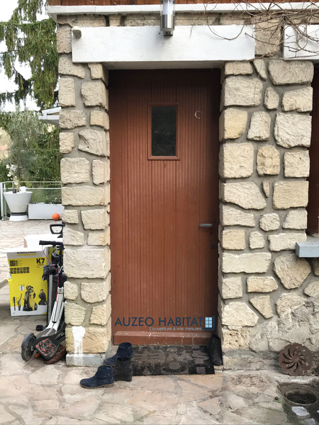 Auzeo Habitat  Nos Ralisations  Portes DEntre Pvc