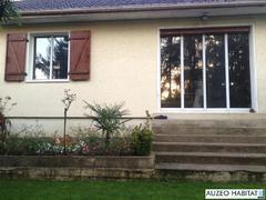 Rénovation des fenetres d'un pavillon phoenix, fenêtre aluminium k line, baie coulissante aluminium k line