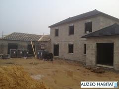 Fentre et baie coulissante aluminium k line dans une maison neuve