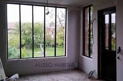 Fenêtre acier à rupture de pont thermique, Fenêtre acier JANSEN, Fenêtre acier FINELINE