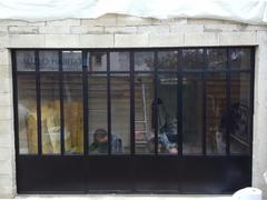 Fenêtre acier Fineline, Fenêtre acier Fineline à double rupture de pont thermique.