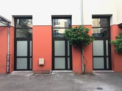 Porte en aluminium Technal paris