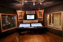 vitrage acoustique isolant studio d'enregistrement studio mastering