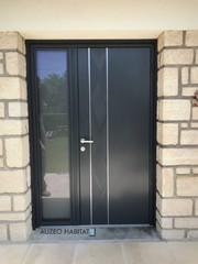 Porte d'entrée aluminium K-Line - Ténéré