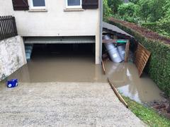 barrière anti inondation, batardeaux