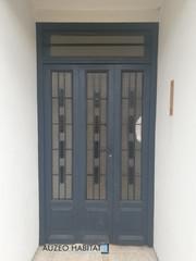 porte d'entrée en aluminium K LINE