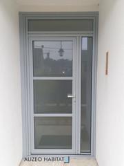 porte d'entrée en aluminium K LINE luminescence
